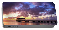 Hanalei Pier Portable Battery Charger