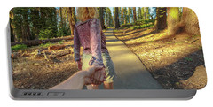 Hand In Hand Sequoia Hiking Portable Battery Charger