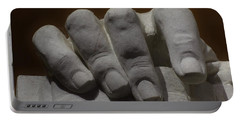 Hand Of Lincoln Portable Battery Charger