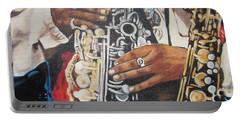Blaa Kattproduksjoner        Hands Of Music - 2 Portable Battery Charger