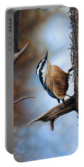 Hangin Out - Nuthatch Portable Battery Charger