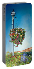 Hanging Basket Portable Battery Charger