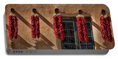 Hanging Chili Ristras - Taos Portable Battery Charger