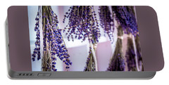 Hanging Lavender Portable Battery Charger
