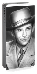 Hank Williams Portable Battery Charger