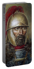 Hannibal Barca Portable Battery Charger