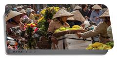 Hanoi Market 02  Portable Battery Charger