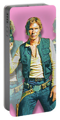 Hans Solo Portable Battery Charger