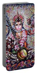 Hanuman - Ecstatic Joy In Rama Kirtan Portable Battery Charger