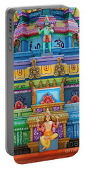 Hanuman Temple Portable Battery Charger