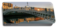 Ha'penny Bridge Portable Battery Charger