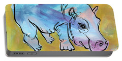 Happily Hippo Portable Battery Charger