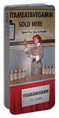 Happy 100th Birthday Lucy Portable Battery Charger