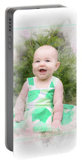 Happy Baby Portable Battery Charger