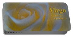 Happy Birthday Virgo Portable Battery Charger