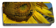 Happy Bumble Bee Portable Battery Charger