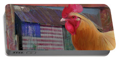Happy Chicken  Portable Battery Charger