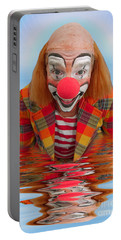 Happy Clown A173323 5x7 Portable Battery Charger