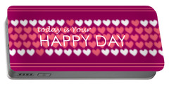 Happy Day Portable Battery Charger