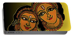 Happy Diwali Portable Battery Charger