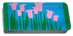 Happy Easter 1 Portable Battery Charger