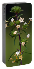 Happy Flowers Portable Battery Charger