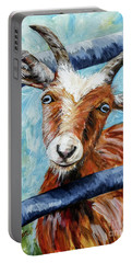 Happy Goat Portable Battery Charger