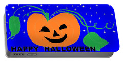 Happy Halloween 1 Portable Battery Charger
