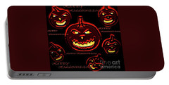 Happy Halloween's Portable Battery Charger