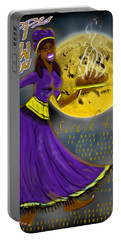 Happy New Moon Sirach 43 Portable Battery Charger