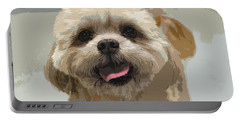 Happy Shih Tzu Portable Battery Charger