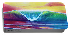 Happy Wave Portable Battery Charger