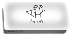 Happythecrab.com Portable Battery Charger