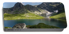 Haramiya Mountain-twin Lake-1 Portable Battery Charger