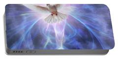 Harbinger II #fantasy #fantasyart Portable Battery Charger