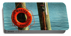 Harbor Life Preserver Portable Battery Charger