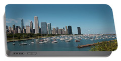 Harbor Parking In Chicago Portable Battery Charger
