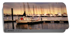 Harbor Point Stamford Portable Battery Charger