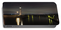 Harbor Rockwall Lighthouse Portable Battery Charger