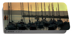 Harbor Sunrise Portable Battery Charger