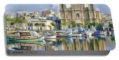 Harborside Msida Malta Portable Battery Charger