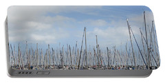 Harbour Of Enkhuizen Portable Battery Charger