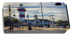 Harbour Town Lighthouse Portable Battery Charger