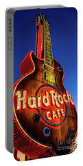 Hard Rock Hotel Guitar At Dawn Portable Battery Charger