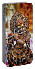 Hari Krishna Portable Battery Charger