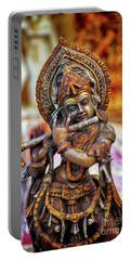 Hari Krishna Portable Battery Charger