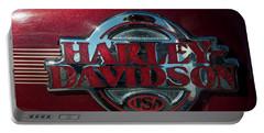 Harley Davidson 12 Portable Battery Charger