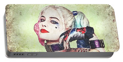 Harley Is A Crazy Woman Portable Battery Charger