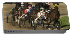 Harness Racing 9 Portable Battery Charger