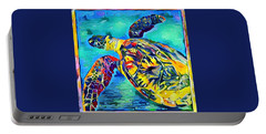 Harold The Turtle Portable Battery Charger